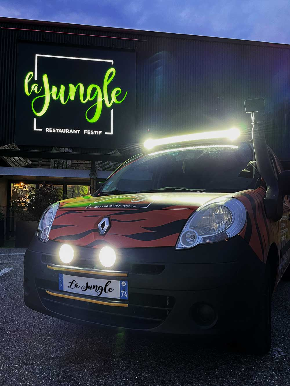 Bar de nuit Epagny Argonay